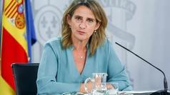 Teresa Ribera viaja a Argelia para afianzar el suministro de gas antes del invierno