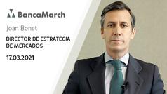 Análisis semanal de economía y mercados (16-03-2021)