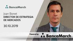 Análisis semanal de economía y mercados (30-10-2019)