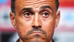 Luis Enrique deja de ser seleccionador y le sucede Robert Moreno