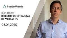 Análisis semanal de economía y mercados (08-04-2020)
