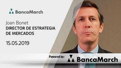 Análisis semanal de economía y mercados (15-05-2019)