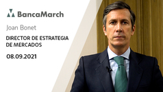 Análisis semanal de economía y mercados (8-9-2021)