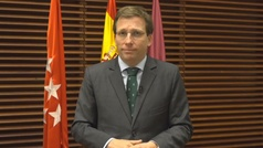 """Almeida confirma que cederán """"algunas juntas de distrito"""" a Vox"""