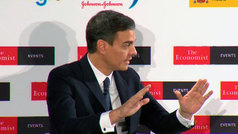 """Sánchez dice que si no hay PGE la legislatura """"se verá acortada"""""""