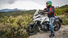Probamos la NC750X, la moto para todo de Honda ya está aquí