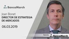 Análisis semanal de economía y mercados (5-3-2019)