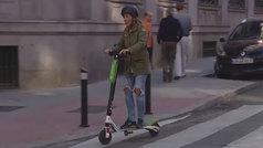 ¿Cómo se circula en patinete por Madrid?