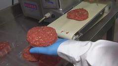 Inventan en Galicia la primera hamburguesa de carne saludable del mundo