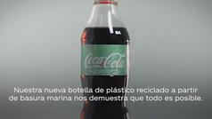 Coca-Cola venderá sus latas en envases de cartón y sin anillas a partir de 2020