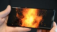Sony Xperia XZ3: Sony se rinde a la moda de las pantallas sin marcos