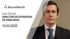 Análisis semanal de economía y mercados (12-02-2020)