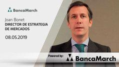 Análisis semanal de economía y mercados (08-05-2019)