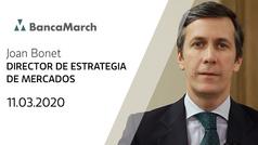 Análisis semanal de economía y mercados (11-03-2020)