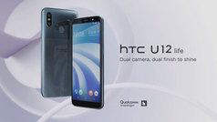 HTC presenta el 'smartphone' de gama media HTC U12 life