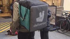 Aplazado el juicio contra Deliveroo
