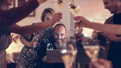 """""""La Navidad no se hace sola"""", la campaña de Codorníu"""