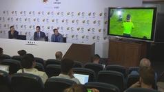 """LaLiga y la RFEF presentan el VAR: """"Transformará el fútbol"""""""