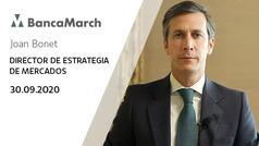 Análisis semanal de economía y mercados (30-9-2020)