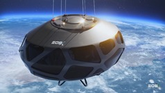 EOS-X Space, la primera empresa española de turismo espacial