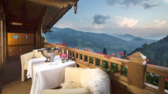 Siete casas con encanto para pasar la Navidad en los Alpes