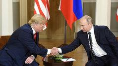 Trump y Putin celebran en Helsinki su primera reunión oficial