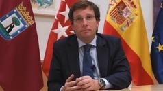 José Luis Martínez-Almeida explica la situación actual del Covid-19 en Madrid
