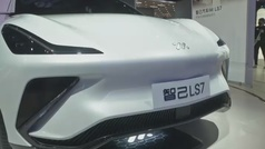 China exhibe los coches del futuro