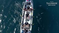Así es el desafío más extremo del Atlántico