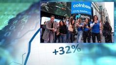 Coinbase catapulta al Bitcoin como gran apuesta inversora