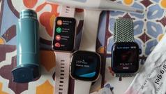 Los relojes inteligentes se convierten en médicos en la muñeca