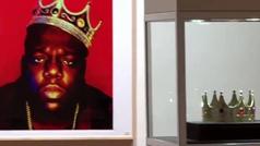 Sotheby's subasta la última corona del rapero Notorious B.I.G., fallecido en 1997