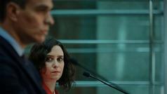 La doble satisfacción de Ayuso tras ganar las elecciones en Madrid