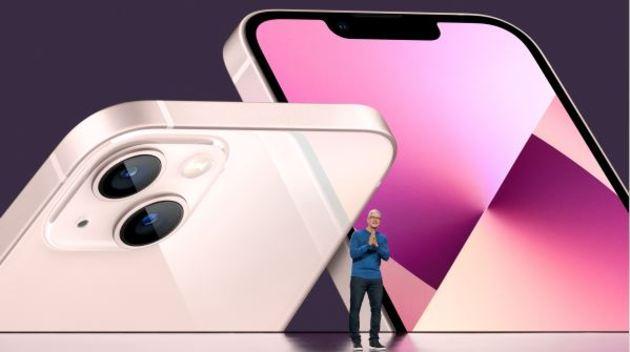 Así son los nuevos iPhone 13