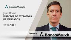 Análisis semanal de economía y mercados (13-11-2019)