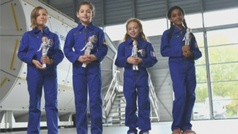 Barbie saca a la venta una muñeca astronauta, inspirada en Samantha Christoforetti