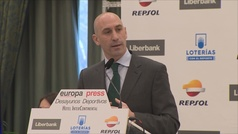 Rubiales anuncia la nueva 'final four' de la Supercopa