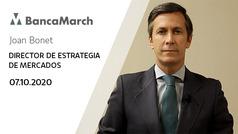 Análisis semanal de economía y mercados (07-10-2020)