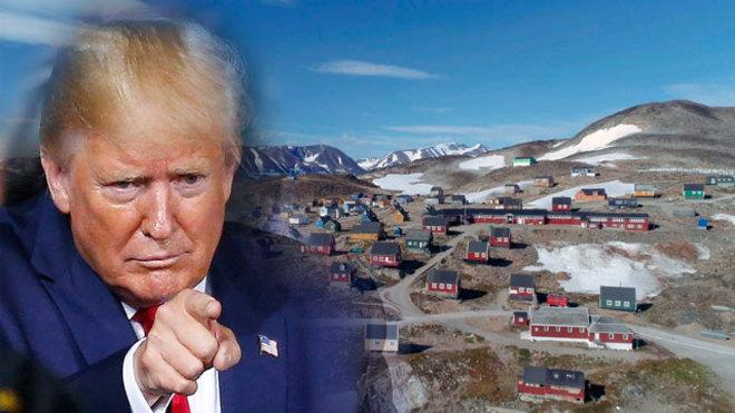 Trump ha planteado comprar Groenlandia para Estados Unidos — Fuente AP