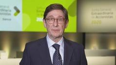 La integración jurídica de Bankia y Caixabank está prevista para principios de 2021