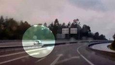 ¿Qué hacer si nos vemos sorprendidos por un conductor kamikaze?