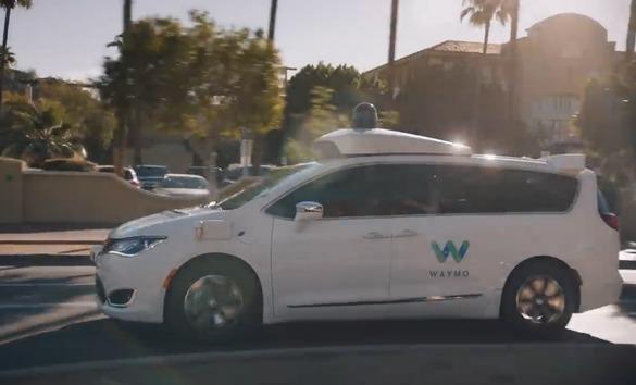 Waymo One, el vehículo autónomo de Google