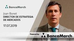 Análisis semanal de economía y mercados (17-07-2016)