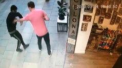 Los trucos de los carteristas para robar