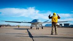 MQ-25, el dron que abastecerá en pleno vuelo a la Marina de EEUU