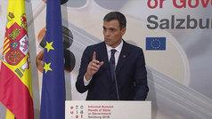 Sánchez, dispuesto a comparecer en el Senado por su tesis