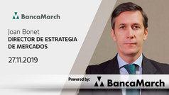 Análisis semanal de economía y mercados (27-11-2019)