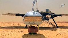 La sonda InSight aterrizará esta tarde en Marte