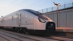Así es Avril, el nuevo tren de Talgo que alcanza los 360 km/h