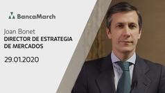 Análisis semanal de economía y mercados (29-01-2020)